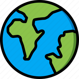 earth, geography, global, globe, planet, world icon