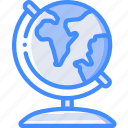 earth, geography, globe, location, world icon