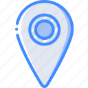 pin, geography, map, navigation, location