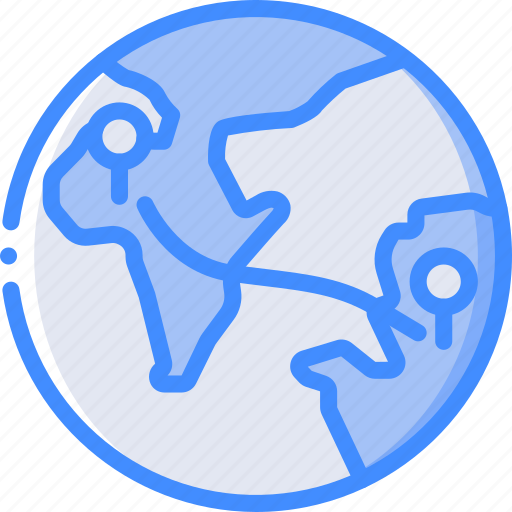 geography, globe, location, locations, navigation, pin icon