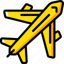 aeroplane, geography, fly, airplane, plane