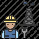 construction, engineer, maintenance, oilfield, repairman
