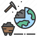 geology, industry, mine, mining, ore