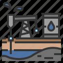 fuel, oilfield, petroleum, resource, rig