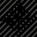 christmas decor, creative snowflake, snowflake, snowflake design, winter decoration icon