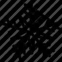 christmas snowflake, flower snowflake, geometric snowflake, holiday snowflake, snowflake icon
