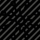 raster snowflake, snowflake, snowflake art, snowflake design, snowflake drawing icon