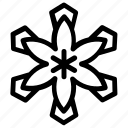 geometric snowflake, hexagon snowflake, snowflake, snowflake design, snowflake drawing