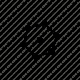 complex, figure, geometry icon