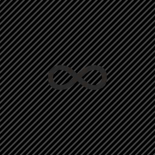 function, infinity, math icon