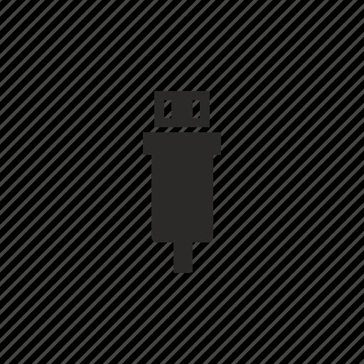 mini, usb icon