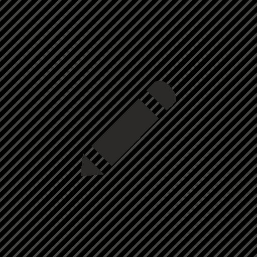 instrument, pen, pencil icon