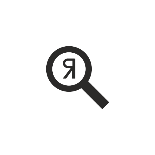 optimization, scan, search, seo, yandex icon