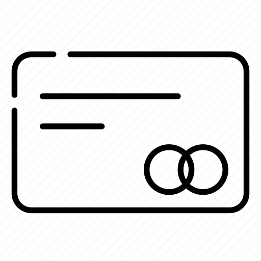 card, credit, credit card, payment icon