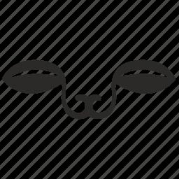 cat, face, form, kitty, logo, logotype, smile icon