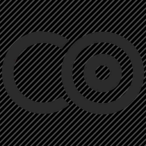 co, company, form, logo, logotype icon