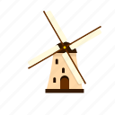 agriculture, farm, mill, rural, traditional, wind, windmill