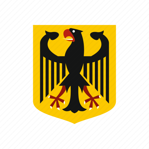 arms, coat, country, eagle, german, germany, official icon