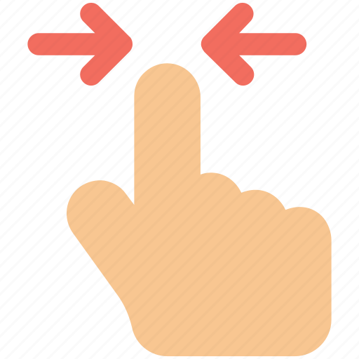 arrow, arrows, click, creative, directions, double, finger, fingers, gesture, grid, hand, interaction, left, line, press, right, select, shape, tap, touch, touch-gestures, work icon icon icon