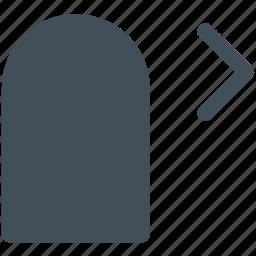 finger, right, slide, tap icon icon icon
