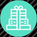 birthday gift, boxes, celebration, christmas, gift, gift boxes, present icon