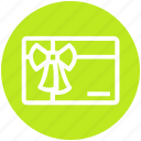 birthday gift, box, celebration, christmas, gift, gift box, present icon