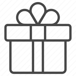bonus, box, gift, giftbox, present, prize, reward icon