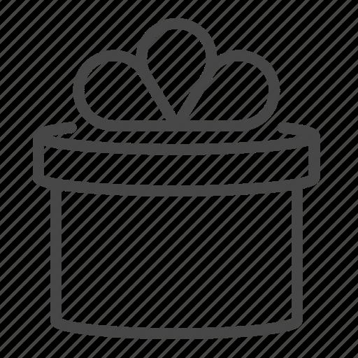 box, gift, giftbox, present, prize, reward icon