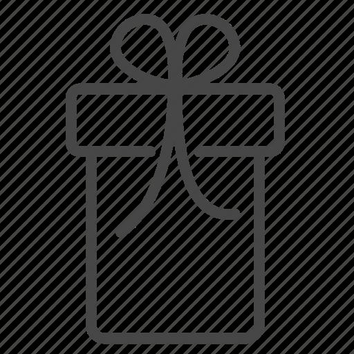 box, gift, giftbox, present, reward icon