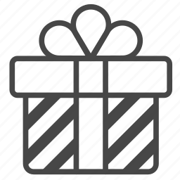 box, celebration, gift, giftbox, package, present, reward icon