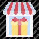 store, gift, present