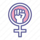 girl, power, womenday, women, fight, back