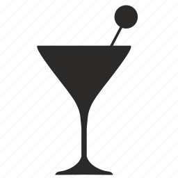 alcohol, bar, coctail, drink, glass, martini, party icon