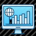 chart, global, global business, management, online