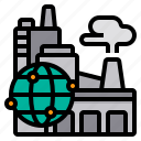 industrial, factory, plant, operating, economy