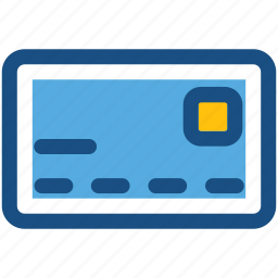 bank card, cash card, credit card, debit card, plastic money icon