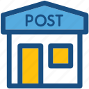 cargo, logistics, post, post office, shipping icon