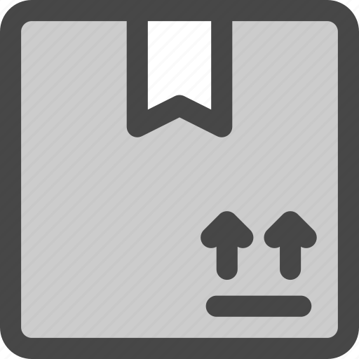 box, delivery, mail, package, post, shipment, shipping icon