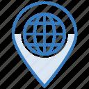 global location, globe, gps, location, map pin