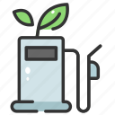 eco, eco fuel, electricity, energy, environment, fuel, gas icon
