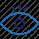 eye, interface, see, ui, user interface, ux, web