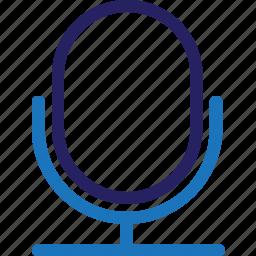 interface, microphone, speech, ui, user interface, ux, web icon