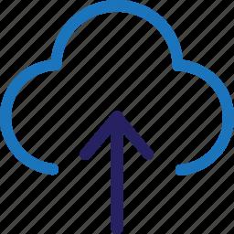 cloud, interface, ui, upload, user interface, ux, web icon