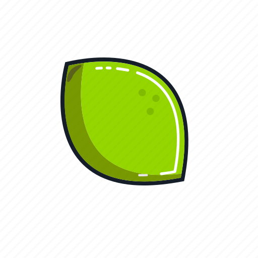 food, fruit, healthy, juice, lime, organic, smoothie icon