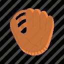 baseball glove, baseball mitt, garment, gloves, mitts, softball glove, sports glove