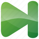 arrow, audio, foeward, forward, media, multimedia, music, next, play, player icon