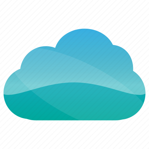 cloud, clouds, cloudy, media, multimedia, music, social, social media, streaming icon