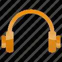 external, handfree, headset, media, multimedia, music, play, player, social media, sound, volume icon