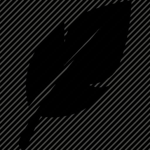 feather, pen, write, writing icon