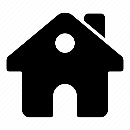 estate, family, home, homepage, house, real icon